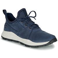 Παπούτσια Άνδρας Χαμηλά Sneakers Timberland BROOKLYN LACE OXFORD Μπλέ