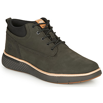 Παπούτσια Άνδρας Ψηλά Sneakers Timberland CROSS MARK PT CHUKKA Black