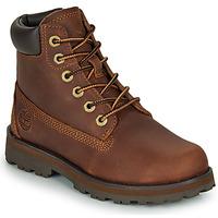 Παπούτσια Παιδί Μπότες Timberland COURMA KID TRADITIONAL6IN Brown