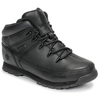 Παπούτσια Παιδί Μπότες Timberland EURO SPRINT Black
