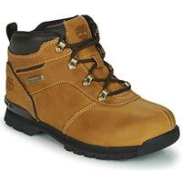 Παπούτσια Παιδί Μπότες Timberland SPLITROCK 2 Brown