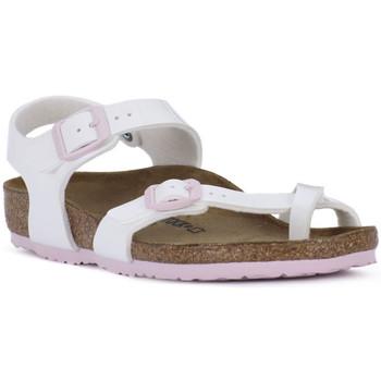 Παπούτσια Κορίτσι Σανδάλια / Πέδιλα Birkenstock NEW YORK Bianco
