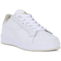 Παπούτσια Άνδρας Χαμηλά Sneakers Diadora MARTIN PREMIUM Bianco