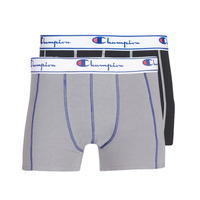 Εσώρουχα Άνδρας Boxer Champion UNI X2 Black / Grey