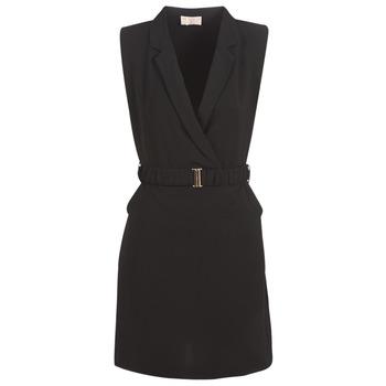 Υφασμάτινα Γυναίκα Κοντά Φορέματα Moony Mood KOAL Black