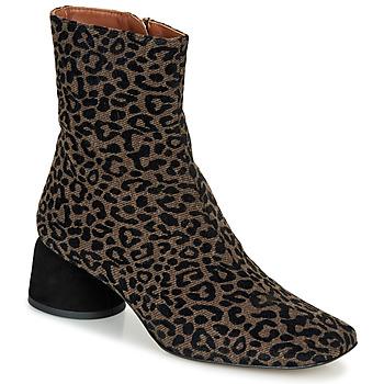 Παπούτσια Γυναίκα Μπότες Castaner LILO Brown