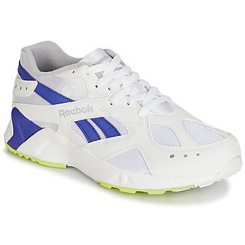 Παπούτσια Άνδρας Χαμηλά Sneakers Reebok Classic AZTREK Άσπρο / Μπλέ