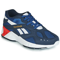 Παπούτσια Άνδρας Χαμηλά Sneakers Reebok Classic AZTREK Μπλέ