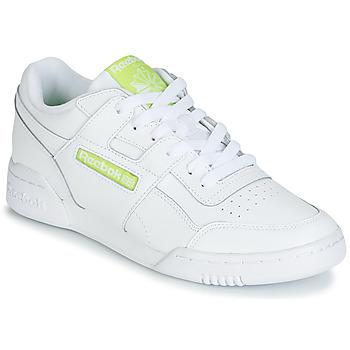 Παπούτσια Χαμηλά Sneakers Reebok Classic WORKOUT PLUS MU Άσπρο