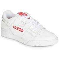Παπούτσια Χαμηλά Sneakers Reebok Classic WORKOUT PLUS MU Άσπρο / Red
