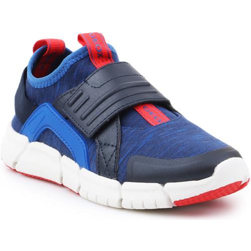 Παπούτσια Αγόρι Χαμηλά Sneakers Geox J Flexyper B D J929BD-0GHCE-C4226 navy , black