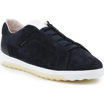Παπούτσια Άνδρας Χαμηλά Sneakers Geox U Nexside A-Suede U927GA-00022-C4002 black