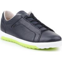 Παπούτσια Άνδρας Χαμηλά Sneakers Geox U Nexside A-Nappa U927GA-00085-C4002 navy
