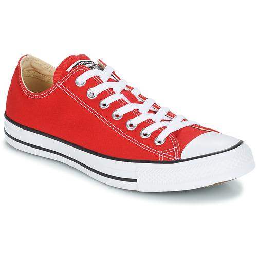 Παπούτσια Χαμηλά Sneakers Converse CHUCK TAYLOR ALL STAR CORE OX Red