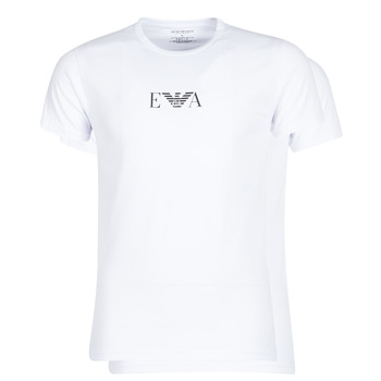T-shirt με κοντά μανίκια Emporio Armani CC715-111267-04712 Σύνθεση: Βαμβάκι,Spandex