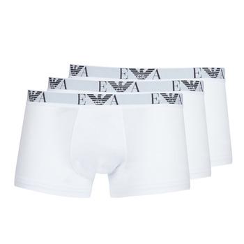 Εσώρουχα Άνδρας Boxer Emporio Armani CC715-111357-16512 Άσπρο