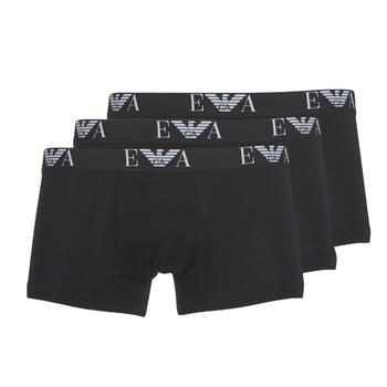Εσώρουχα Άνδρας Boxer Emporio Armani CC715-111357-21320 Black