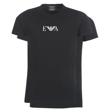 T-shirt με κοντά μανίκια Emporio Armani CC715-111267-07320 Σύνθεση: Βαμβάκι,Spandex