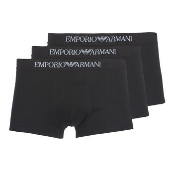 Εσώρουχα Άνδρας Boxer Emporio Armani CC722-111610-21320 Black
