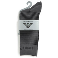 Αξεσουάρ Άνδρας Κάλτσες Emporio Armani CC114-302302-00044 Grey