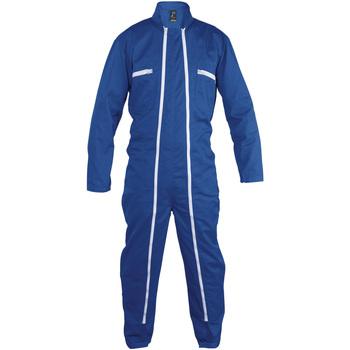 Υφασμάτινα Ολόσωμες φόρμες / σαλοπέτες Sols JUPITER PRO MULTI WORK Azul