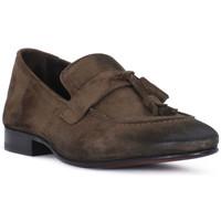 Παπούτσια Άνδρας Μοκασσίνια Pawelk's OLD CACAO Marrone
