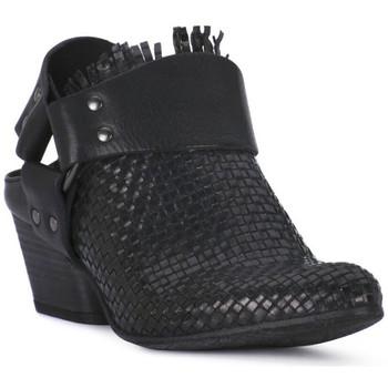 Τσόκαρα Juice Shoes INTRECCIATO NERO