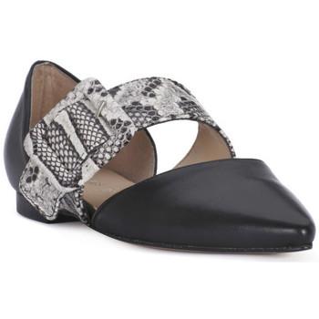 Παπούτσια Γυναίκα Μπαλαρίνες Priv Lab NAPPA NERO Nero