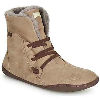 Παπούτσια Γυναίκα Μπότες Camper PEU CAMI Beige