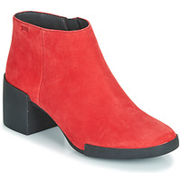 Παπούτσια Γυναίκα Μποτίνια Camper LOTTA Red