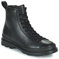 Παπούτσια Γυναίκα Μπότες Camper BRUTUS Black