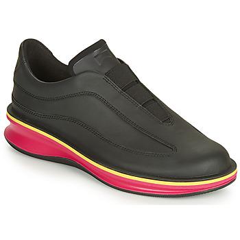 Παπούτσια Γυναίκα Χαμηλά Sneakers Camper ROLLING Black / Ροζ