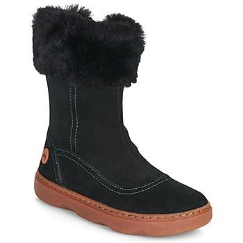 Παπούτσια Κορίτσι Μπότες για την πόλη Camper KIDDO Black