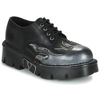 Παπούτσια Άνδρας Derby New Rock M-1553-C3 Black