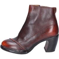 Παπούτσια Γυναίκα Μποτίνια Moma BS433 Πορτοκάλι