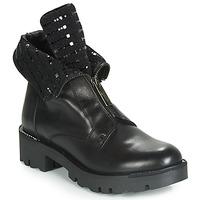 Παπούτσια Γυναίκα Μπότες Tosca Blu DIANE Black