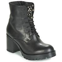 Παπούτσια Γυναίκα Μποτίνια Tosca Blu KATE Black
