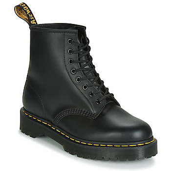 Παπούτσια Μπότες Dr Martens 1460 BEX SMOOTH Black