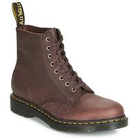 Παπούτσια Άνδρας Μπότες Dr Martens 1460 PASCAL Brown