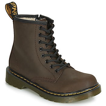 Παπούτσια Παιδί Μπότες Dr Martens 1460 SERENA JUNIOR Brown