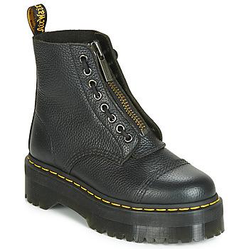 Παπούτσια Γυναίκα Μπότες Dr Martens SINCLAIR AUNT SALLY Black