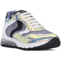 Παπούτσια Γυναίκα Χαμηλά Sneakers Voile Blanche DENISE MESH Bianco