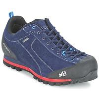Παπούτσια Άνδρας Πεζοπορίας Millet FRICTION GTX Μπλέ / Red