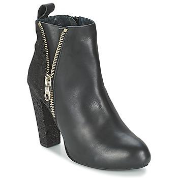 Παπούτσια Γυναίκα Μποτίνια Shoe Biz RAIA Black