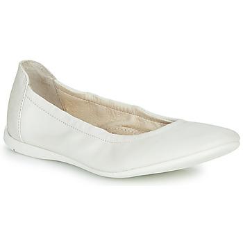 Παπούτσια Κορίτσι Μπαλαρίνες Ramdam LIBRE Άσπρο