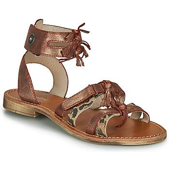 Παπούτσια Κορίτσι Σανδάλια / Πέδιλα Catimini CABRI Brown