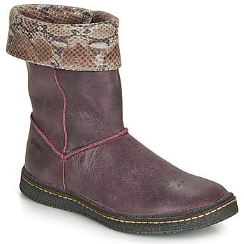 Παπούτσια Κορίτσι Μπότες για την πόλη Ramdam CRACOVIE Bordeaux