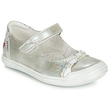Παπούτσια Κορίτσι Μπαλαρίνες GBB MARION Silver