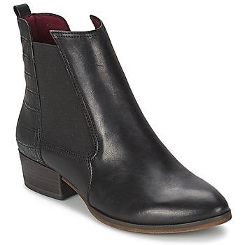 Παπούτσια Γυναίκα Μπότες Tamaris DANA Black