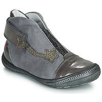 Παπούτσια Κορίτσι Μπότες GBB NOLWENN Grey / Silver
